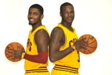 Trouble with Dion Waiters and/or Kyrie Irving? (David Richard-US PRESSWIRE)