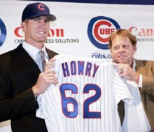 Cubs sign Howry away from the Indians