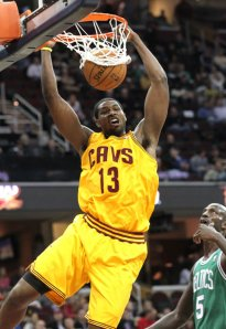 Will Bynum's departure help Thompson and the Cavs? (Thomas Ondrey/The Plain Dealer)