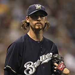 John Axford, during the glory days (Photo by Jonathan Daniel/Getty Images)