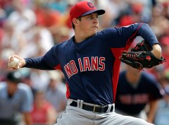 Trevor Bauer (photo: AP)